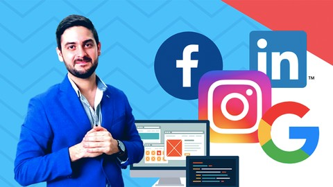 Aprende Marketing Online y Redes Sociales desde cero (2019)